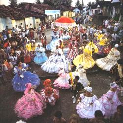 Book Authentic Brazilian Performances in Calgary